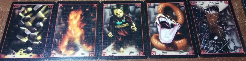 印加寶藏-主咒卡