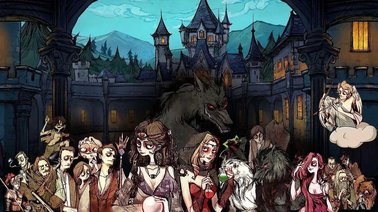 狼人殺第二張封面