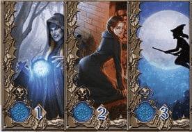 女巫獵人_女巫1~3