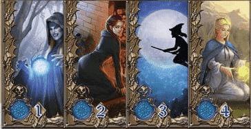 女巫獵人_女巫1~4