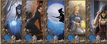 女巫獵人_女巫1~5