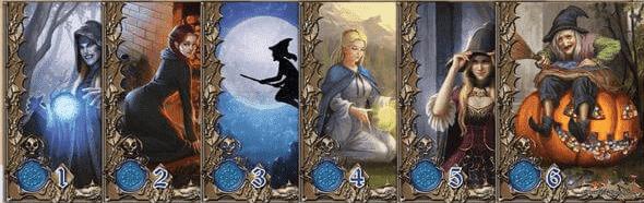 女巫獵人_女巫1~6