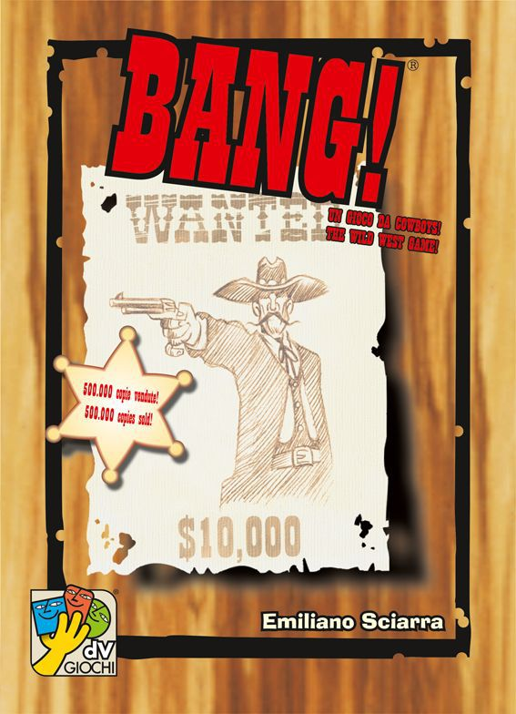 砰!Bang! | 規則技巧玩法 | 射爆你朋友