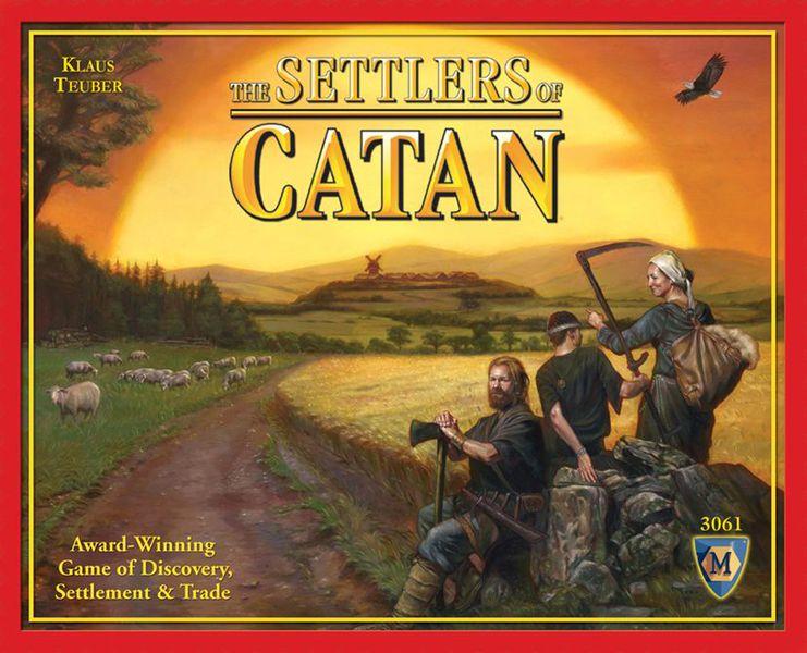 卡坦島 | 規則玩法技巧 | 貿易商人遊戲