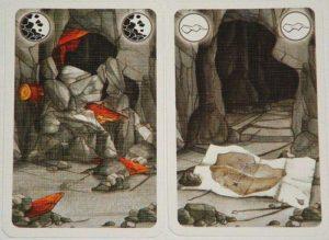 矮人礦坑特殊卡