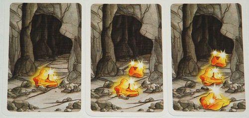 矮人礦坑-金礦卡