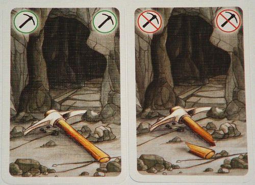 矮人礦坑-障礙卡