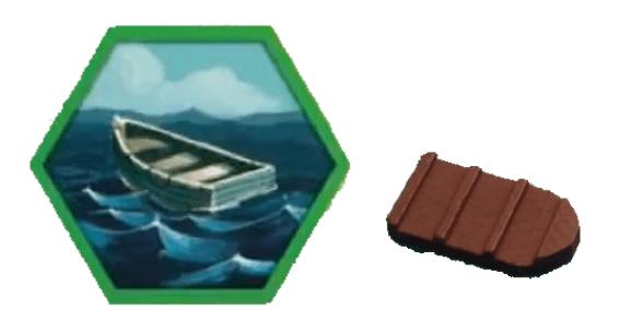 生存!逃離亞特蘭提斯木船