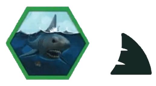 生存!逃離亞特蘭提斯鯊魚