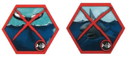 生存!逃離亞特蘭提斯禁止鯊魚和鯨魚