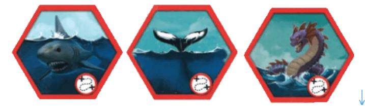 生存!逃離亞特蘭提斯鯊魚、鯨魚、海怪