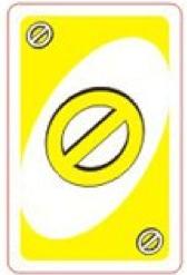 uno-禁止卡