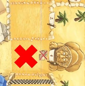 駱駝大賽板塊擺放限制