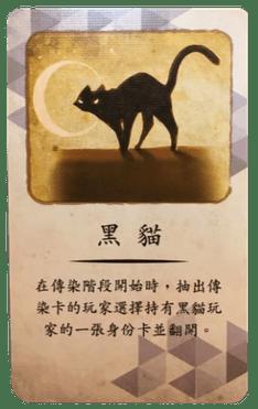 獵巫鎮1692黑貓