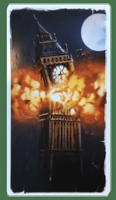 驚爆倫敦炸彈
