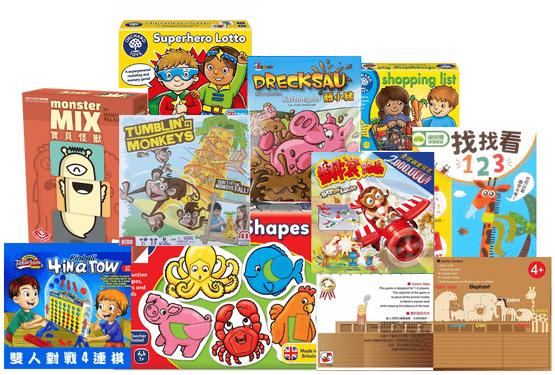 兒童桌遊推薦 | 10款親子桌遊提高創造與聯想力