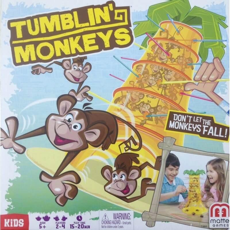 跳跳猴大冒險