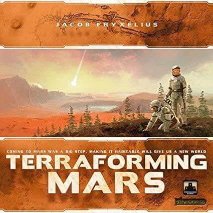 8. 殖民火星